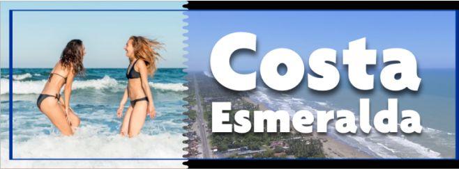 Playa, Vacaciones, Turistas en Costa Esmeralda - Explora Veracruz
