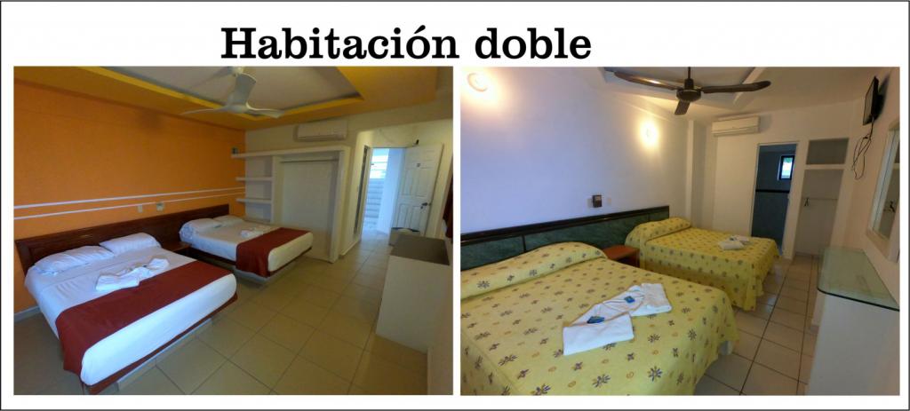 2 camas, limpias, confortables, adornadas enHotel Lhasa Habitación Doble