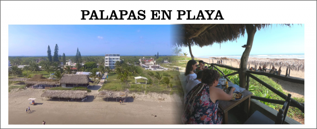 Playa. arela, descanso en Hotel Lhasa Palapas