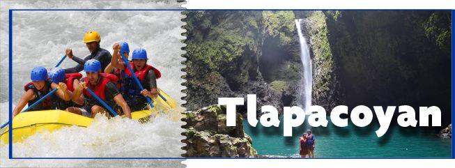 Rios, Cascada, Aventura, Adrenalina, Turismo en Tlapacoyan - Explora Veracruz